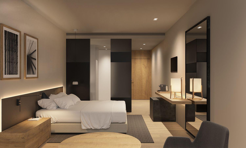 HOTEL ARIMA TRENCHS STUDIO 2