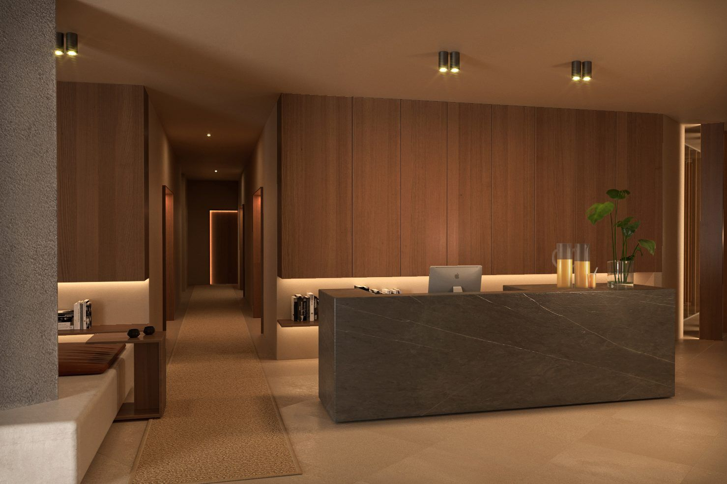 HOTEL ARIMA TRENCHS STUDIO 3