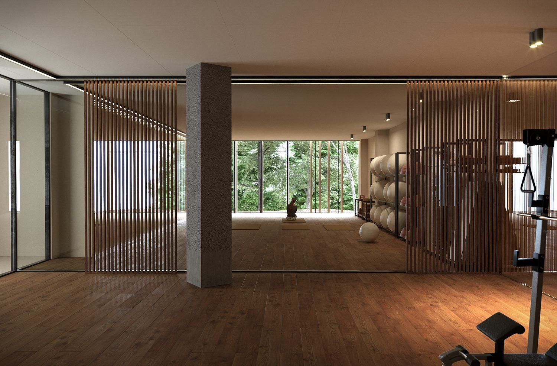 HOTEL ARIMA TRENCHS STUDIO 5