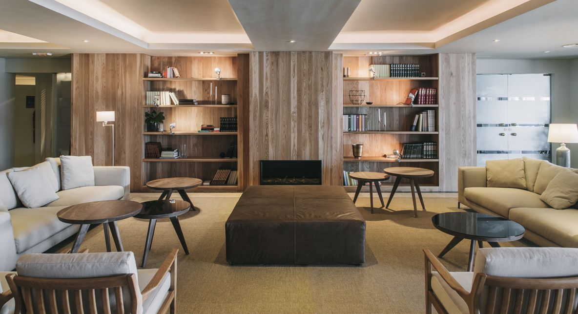 HOTEL CHIQUI SANTANDER TRENCHS STUDIO 5